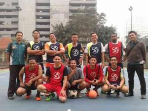 Futsal BNI-TBS goes to Arthaloka Cup 2014