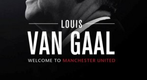 Welcome to Old Trafford, Louis van Gaal!