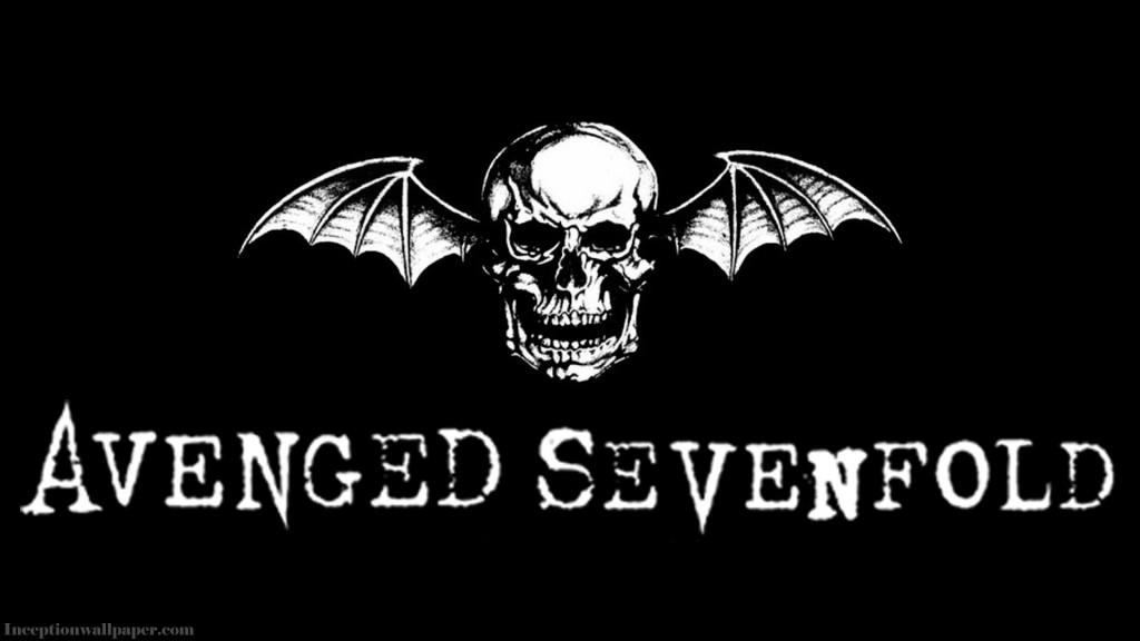 logo band Avenged Sevenfold (source : wallconvert.com)