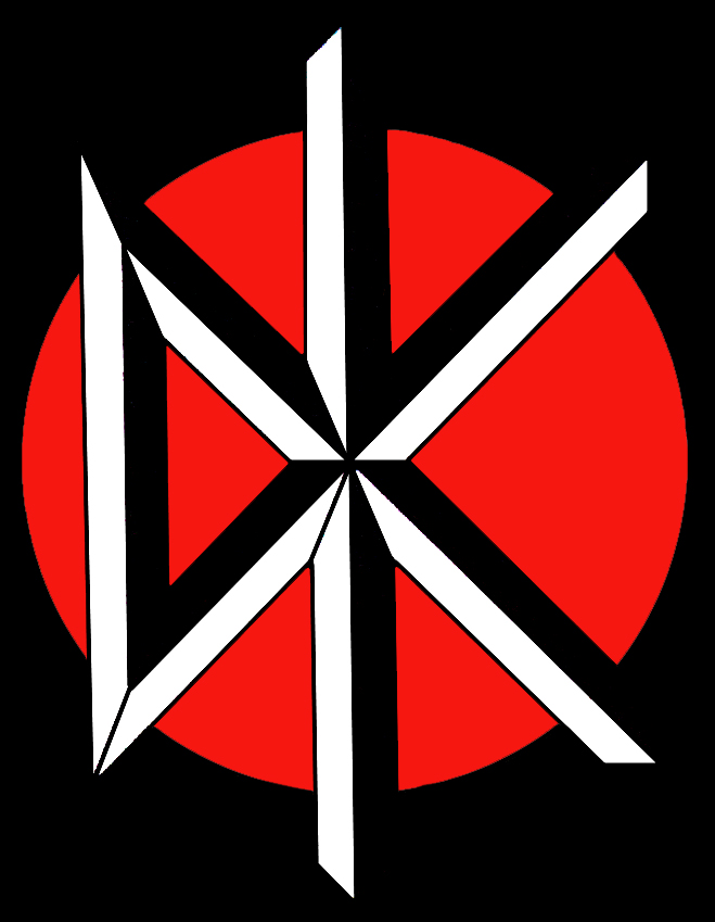 Logo band Dead Kennedys (source : winstonsmith.com)