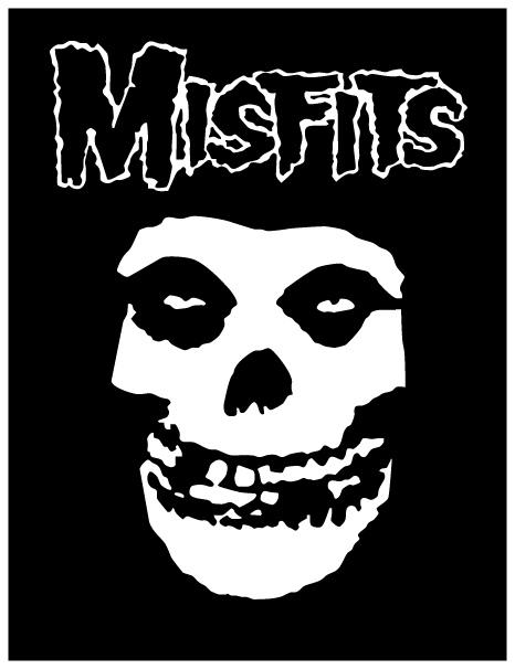 Logo Band Misfits (source : flickr.com)