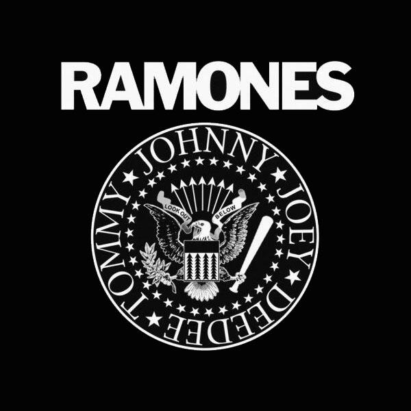 Logo band Ramones (source : slicingupeyeballs.com)