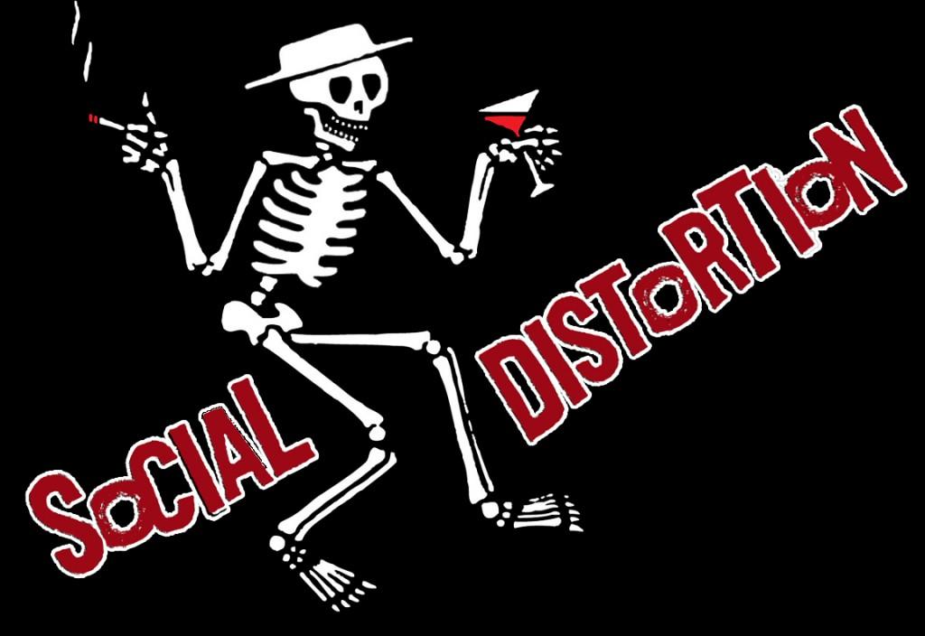 Logo band Social Distortion (source : fanpop.com)