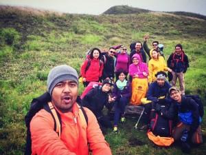 Perjalanan ke Negeri Khayangan : Dieng-Prau Trip