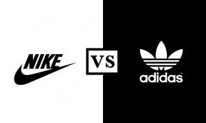 7 Persaingan Panas Nike dan Adidas